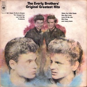 EVERLY BROTHERS, THE - Original Greatest Hits (2LP,GF CBS 1970)
