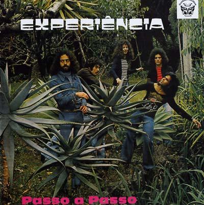 EXPERIENCIA - Passo A Passo (LP,RE Golden Pavilion 1973,2010)