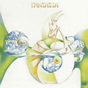 FANTASIA - Fantasia (LP,RE,Orange Mellotron 1975,2016)