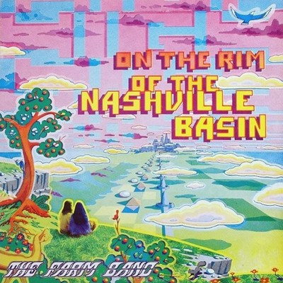 FARM BAND - On the Rim of the Nashville Basin (LP,RE,180g Akarma 1975,2004)