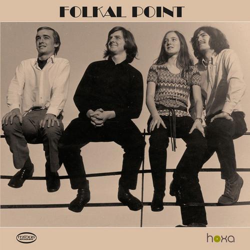 FOLKAL POINT - Folkal Point (LP,RE Hoxa|Midas Recordings 1972,2018)