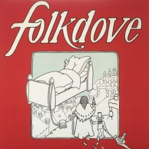 FOLKDOVE - Folkdove (LP,RE,Col 111 Records 1974,2015)