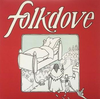 FOLKDOVE - Folkdove (LP,RE,Col 111 Records 1974,2015)
