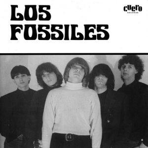 FOSSILES, LOS - Nena (EP,RE Cuero Records 1990,2018)