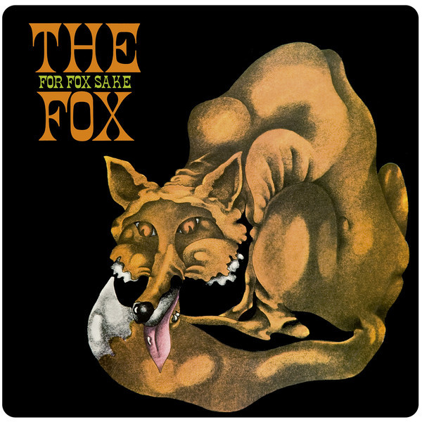 FOX, THE - For Fox Sake (LP,RE Sommor 1970,2019)