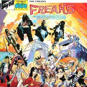 FREAKS, THE - In Sensorround (LP Resonance 1989)