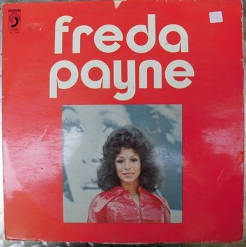 FREDA PAYNE - In Stockholm (LP Discophon 1971)