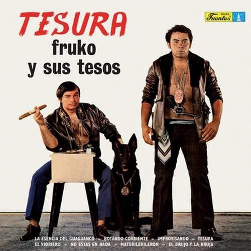 FRUKO Y SUS TESOS - Tesura (LP,RE Vampi Soul 1970,2017)