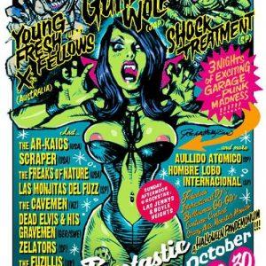 ROCKIN JELLY BEAN - Funtastic Dracula Carnival XI (POSTER Funtastic Dracula Carnival 2016)