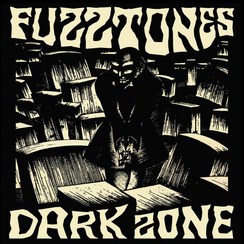 FUZZTONES, THE – Dark Zone (2LP,GF Bang! 2009,2018) 1