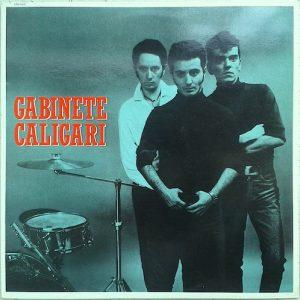 GABINETE CALIGARI - Cuatro Rosas (MiniLP 3 Cipreses 1984)
