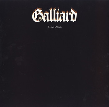 GALLIARD - New Dawn (LP,RE Sweet Dandelion 1970,2012)