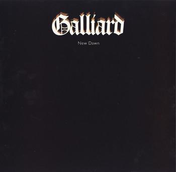 GALLIARD - New Dawn (LP,RE Sweet Dandelion 1970,2012)