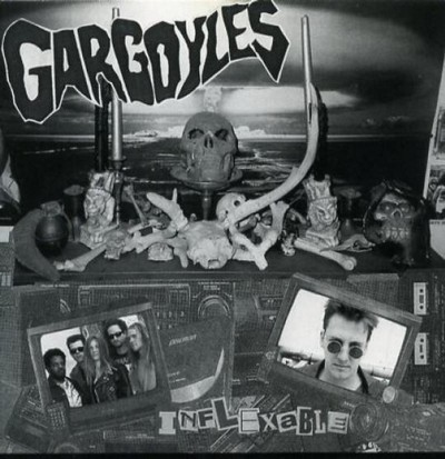 GARGOYLES - Inflexable (CD,Mini 1+2 Records 1994)
