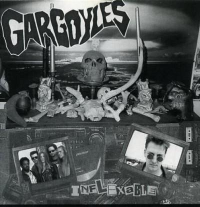 GARGOYLES - Inflexable (CD,Mini 1+2 Records 1994)