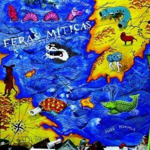 GAROTAS SUECAS - Feras Miticas (2LP Vampi Soul 2014)