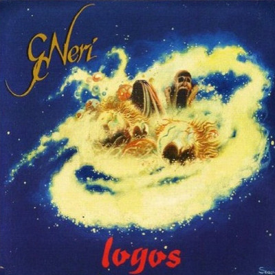GC NERI (GIORGIO CESARE) - Logos (LP Bloodrock Records 2008)