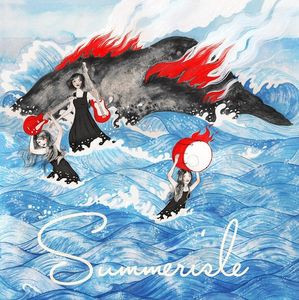 SUMMERISLE / GHOST CAR - Split (LP Flexidiscos 2015)