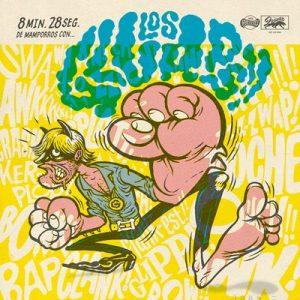 GLURPS, LOS - 8 min 28 seg de Mamporros con... (EP Discos Jaguar 2014)
