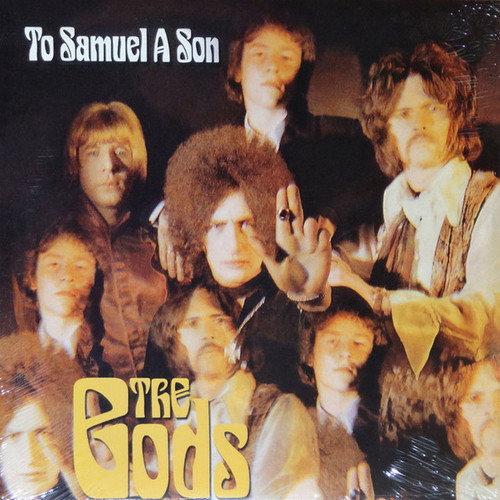 GODS - To Samuel A Son (LP,RE,Col Soundvision 1970,2013)