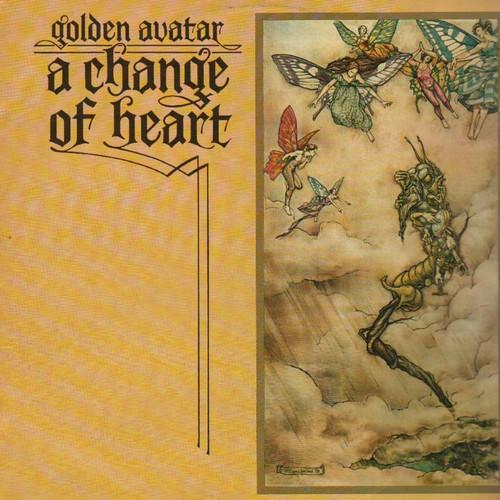 GOLDEN AVATAR – A Change of Heart (LP Sudarshan Disc 1977) 1
