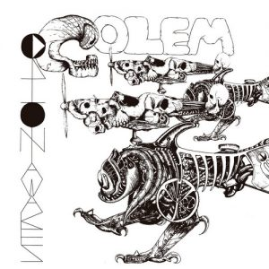 GOLEM - Orion Awakes (LP Mental Experience 2017)