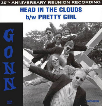 GONN - Head In The Clouds / Pretty Girl (SG MCCM 1996)