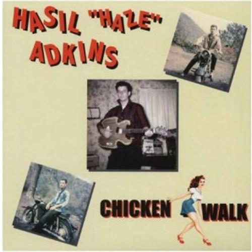 HASIL ADKINS – Chicken Walk (LP,RP Dee Jay Jamboree ) 1