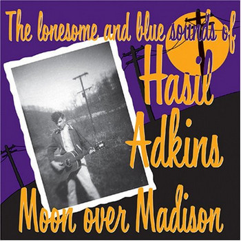 HASIL ADKINS - Moon Over Madison (CD,RE Norton 2005)