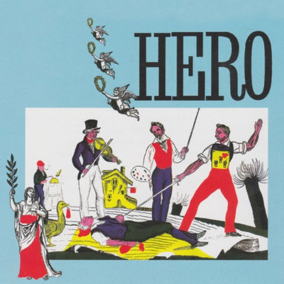 HERO - Hero (LP,RE Ams 1973,2013)