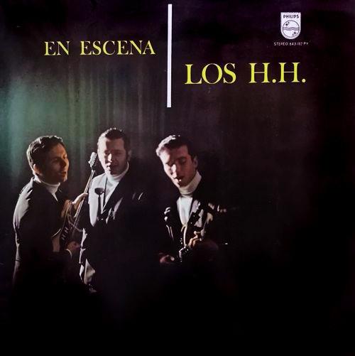 H.H., LOS - En Escena (LP Philips 1968)