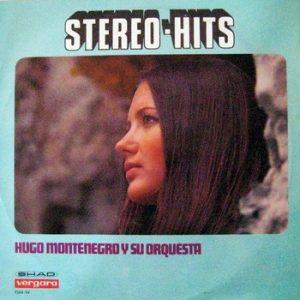 HUGO MONTENEGRO Y SU ORQUESTA - Stereo-Hits (aka Process 70) (LP Vergara Shad 1968)