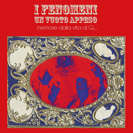 I FENOMENI - Un Vuoto Appeso (LP,RE Merlin's Nose 2013,2016)