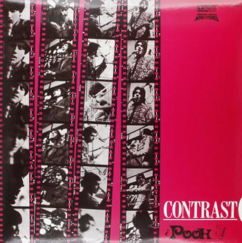 I POOH - Contrasto (LP,RE,180g Vedette 1968,2006)