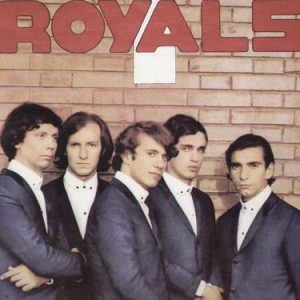I ROYALS - Singoli 1965-68 (LP,Comp Tommy 2009)