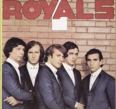 I ROYALS - Singoli 1965-68 (LP,Comp Tommy 2009)