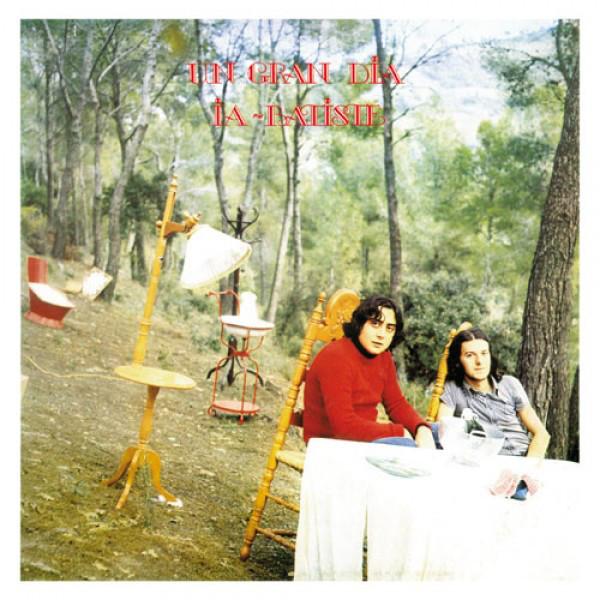 IA-BATISTE - Un Gran Dia (LP+SG,GF Wah Wah 1972,2010)