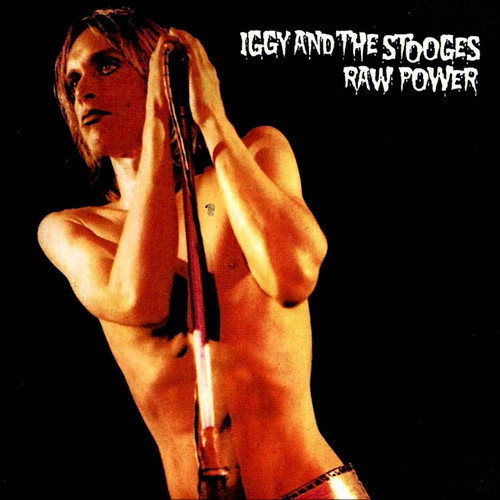 IGGY & THE STOOGES - Raw Power (LP,RE Columbia 1973)