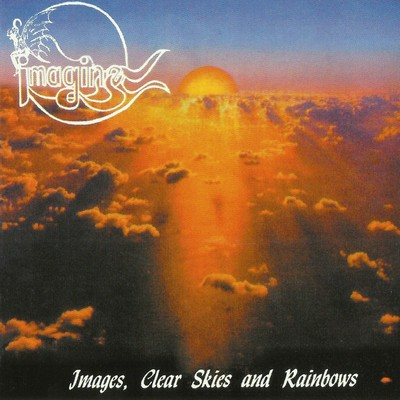 IMAGINE - Images, Clear Skies And Rainbows (LP,RE,GF Akarma 1980,2001)