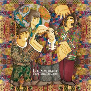 IMMEDIATOS, LOS - Third Time's The Charm (LP+CD Sunny Day 2010)