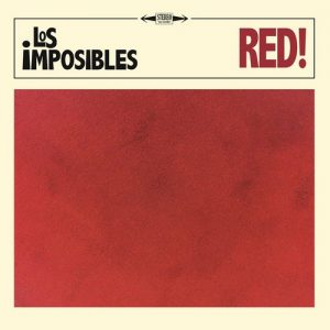 IMPOSIBLES, LOS - Red (LP Bickerton 2017)