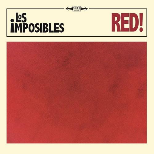 IMPOSIBLES, LOS - Red (LP Bickerton 2017)