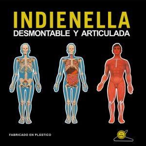 INDIENELLA - Desmontable y Articulada (LP El Dorado 2010)
