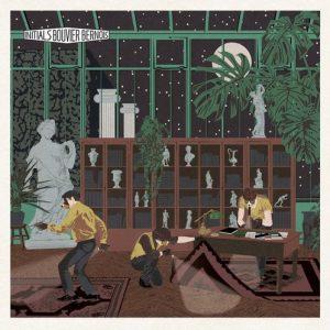 INITIALS BOUVIER BERNOIS - Initials Bouvier Bernois (LP Croydon Records 2018)
