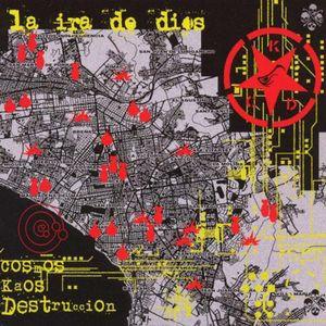 IRA DE DIOS, LA - Cosmos Kaos Destruccion (LP,GF World In Sound 2008)