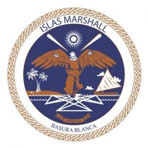 ISLAS MARSHALL - Basura Blanca (LP Devil Records 2015)