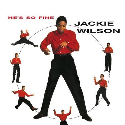 JACKIE WILSON - He's So Fine (LP,RE Rumble 1958,2014)