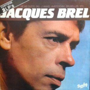 JACQUES BREL - Jacques Brel (2LP Barclay 1983)