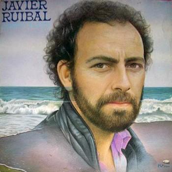 JAVIER RUIBAL - Cuerpo Celeste (LP Ariola 1987)