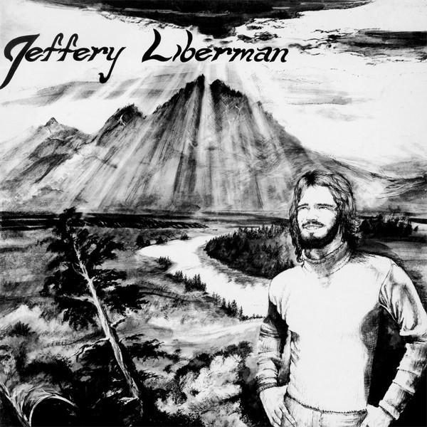 JEFF LIBERMAN - Jeffery Liberman (LP,RE Out·Sider 1975,2016)
